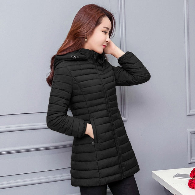 Winter Jacket Women Winter And Autumn Wear High Quality Parkas Winter Jackets Outwear Women