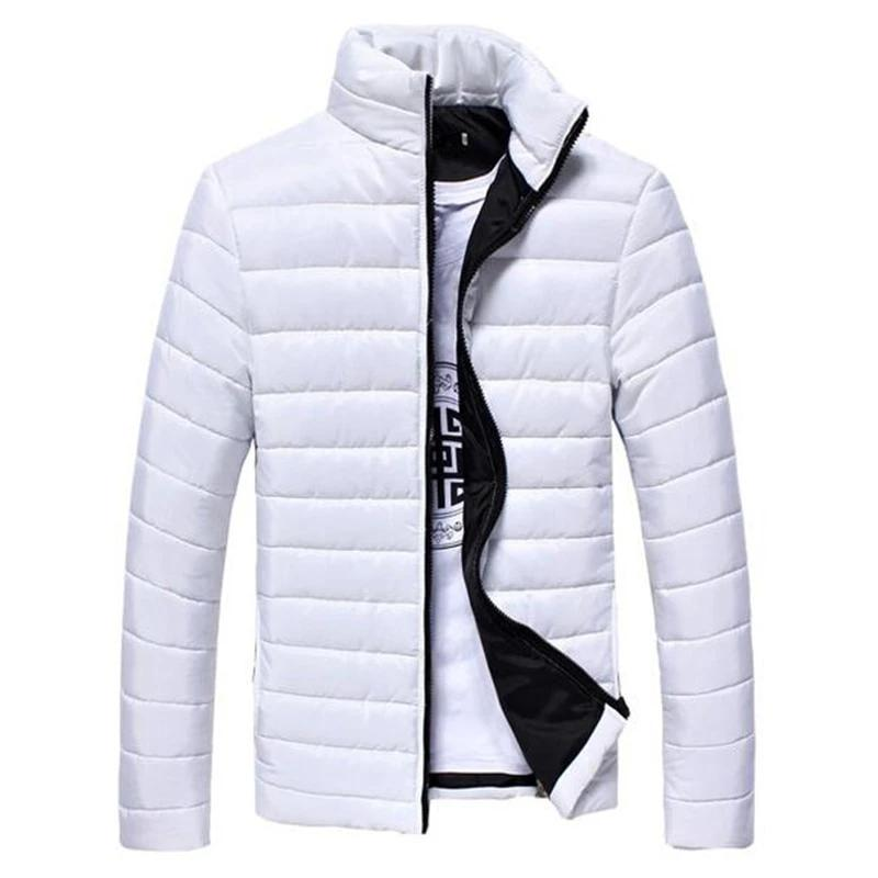 Winter Jackets Men Autumn Light Coat Men Are Slim Fashion Outer Door Wear Casual Clothing