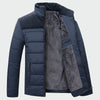 Men's Thick Coats Winter Warm Male Jackets Padded Casual Hooded Thermal Parka New Men Overcoats