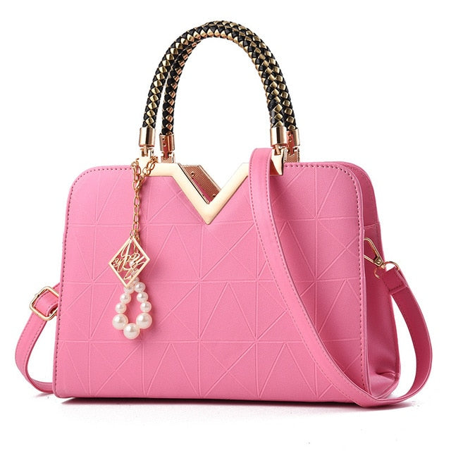 Bag For Ladies Phone Pocket Woman Handbags Flap Famous Brand Leather Women Shoulder Crossbody Bags