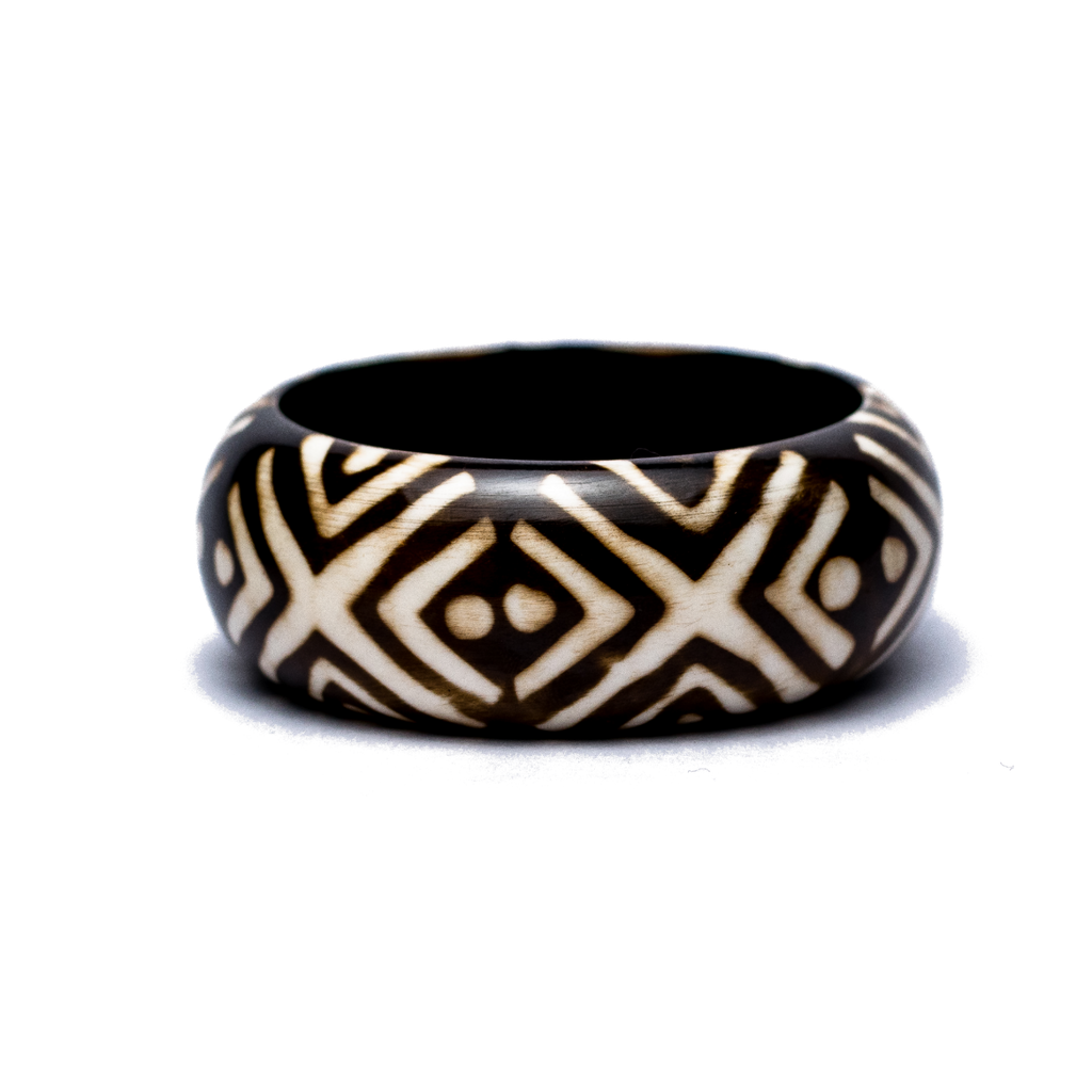 Tribal Camel Bone Bracelet