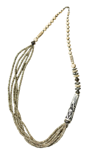 Long Camel Bone Necklace