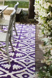 Kilim Exterior PALM SPRINGS - Kilombo Rugs - personalizable colores y medidas