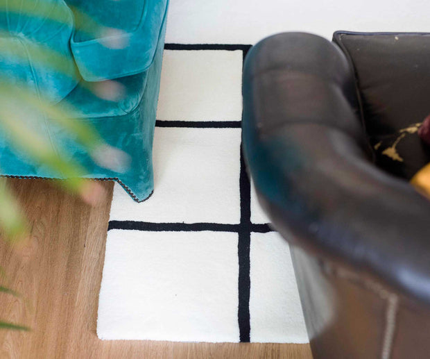 Alfombra CRUCES - Kilombo Rugs