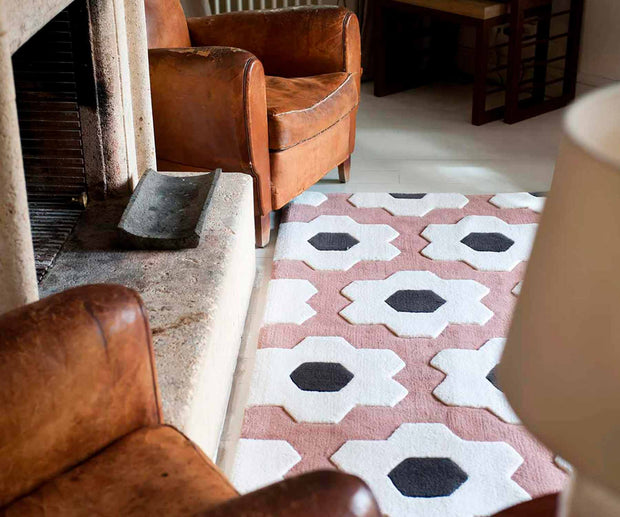 Alfombra MECHANIC FLOWER - Kilombo Rugs