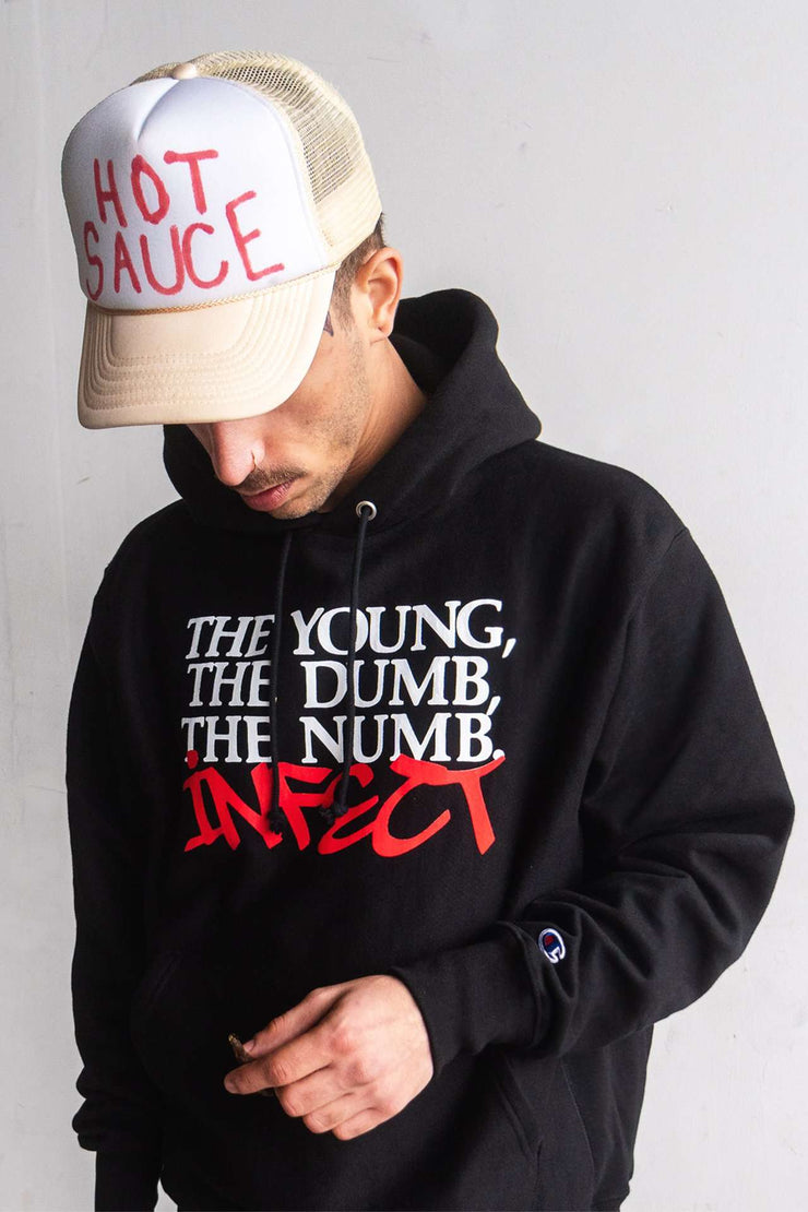 NUMB HOODIE - Infect Co