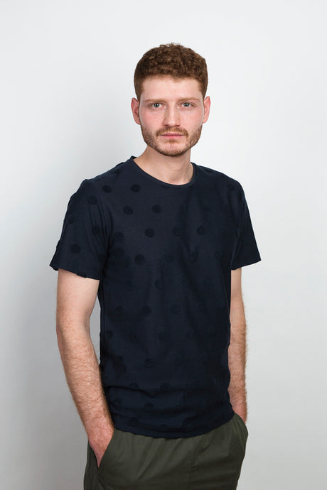 Dots T-Shirt loose fit