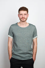Laden Sie das Bild in den Galerie-Viewer, Woven T-Shirt merman