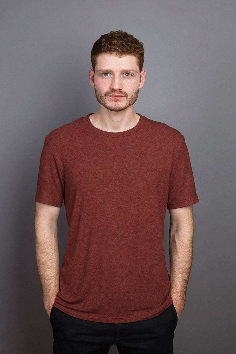 Cozy Loose Fit T-Shirt ferrite