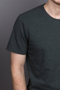Pique Loose Fit T-Shirt graphite