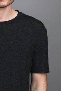 Cozy Loose Fit T-Shirt graphite