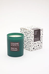 black tea & aniseed / CONTEMPORARIES Scented Candle