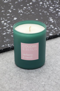 verbena & neroli / CONTEMPORARIES Scented Candle