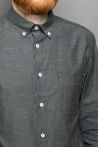 Button Down Shirt graphite