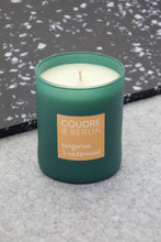 Load image into Gallery viewer, tangerine & cedarwood / CONTEMPORARIES Scented Candle
