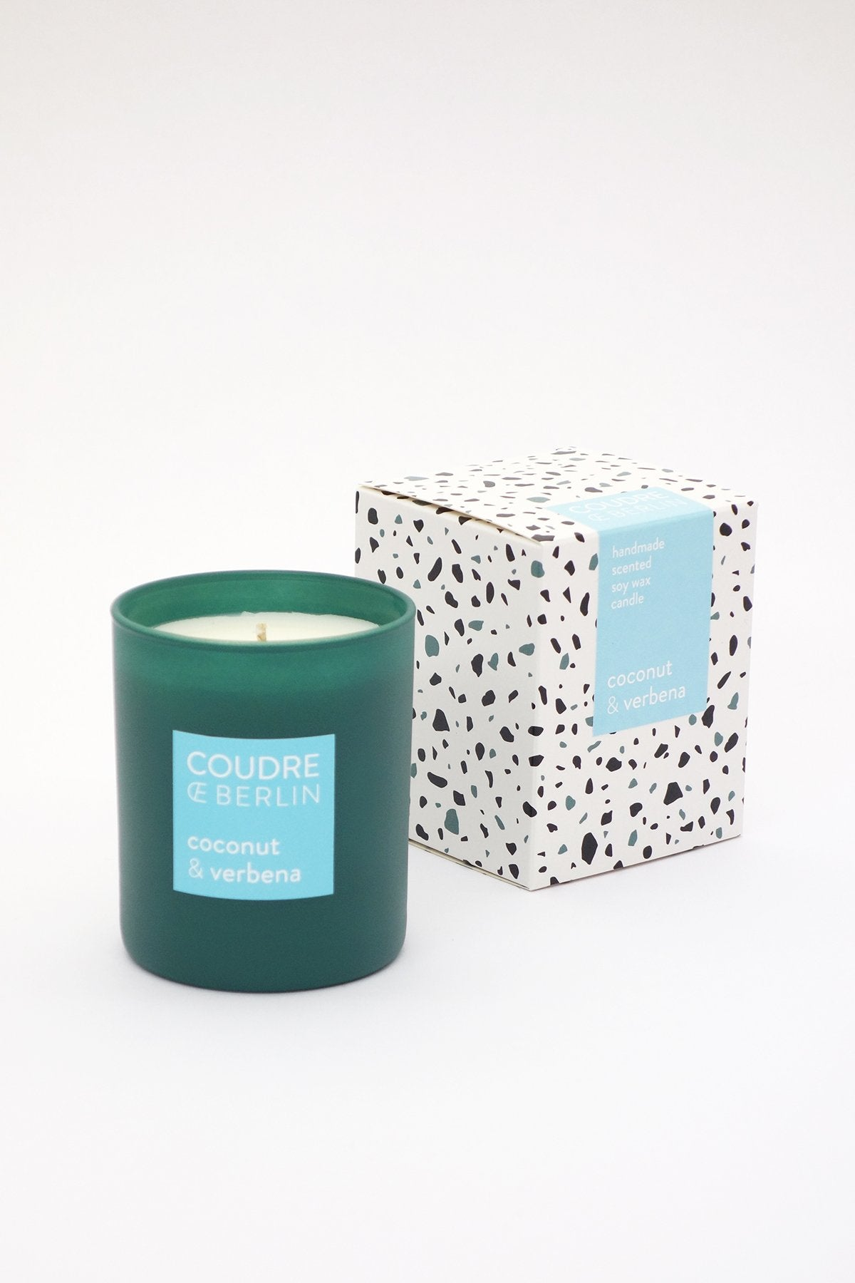 coconut & verbena / CONTEMPORARIES Scented Candle