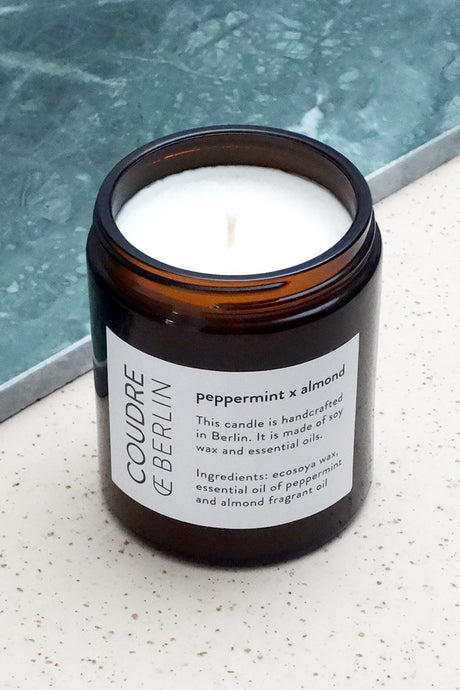 Scented Candle Peppermint x Almond
