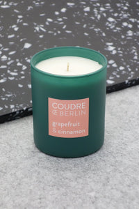 grapefruit & cinnamon / CONTEMPORARIES Scented Candle