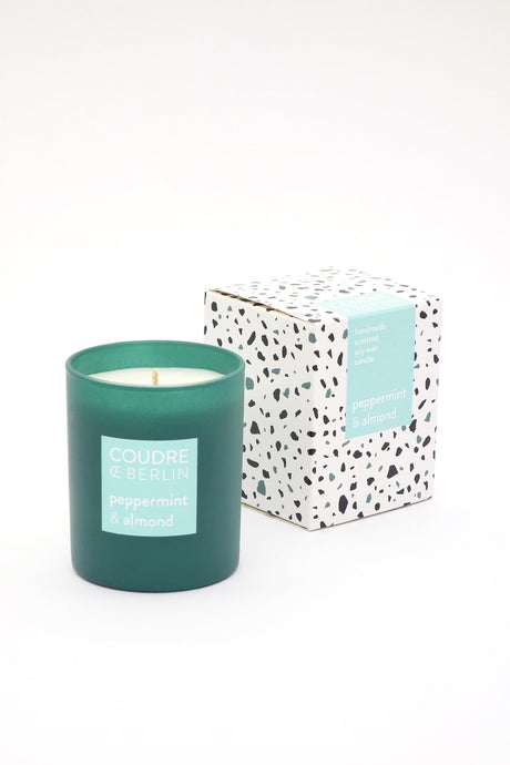 peppermint & almond / CONTEMPORARIES Scented Candle