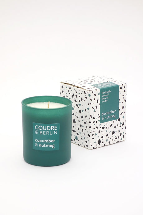 cucumber & nutmeg / CONTEMPORARIES Scented Candle