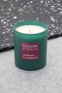 cardamom & sandalwood / CONTEMPORARIES Scented Candle