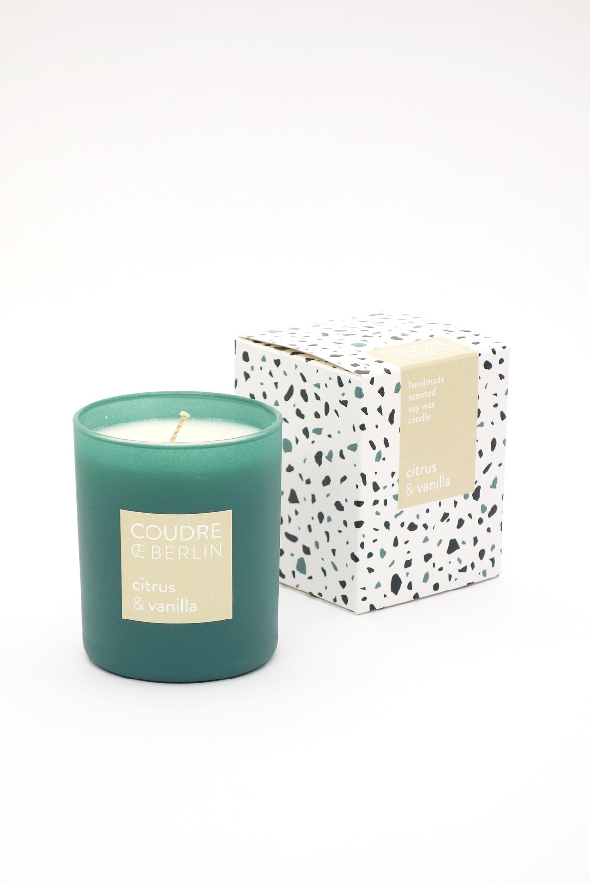 citrus & vanilla / CONTEMPORARIES Scented Candle