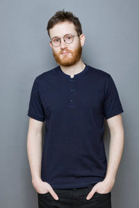 Polo T-Shirt navy