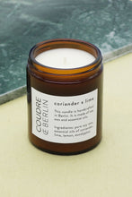 Laden Sie das Bild in den Galerie-Viewer, coriander x lime / ESSENTIALS Scented Candle