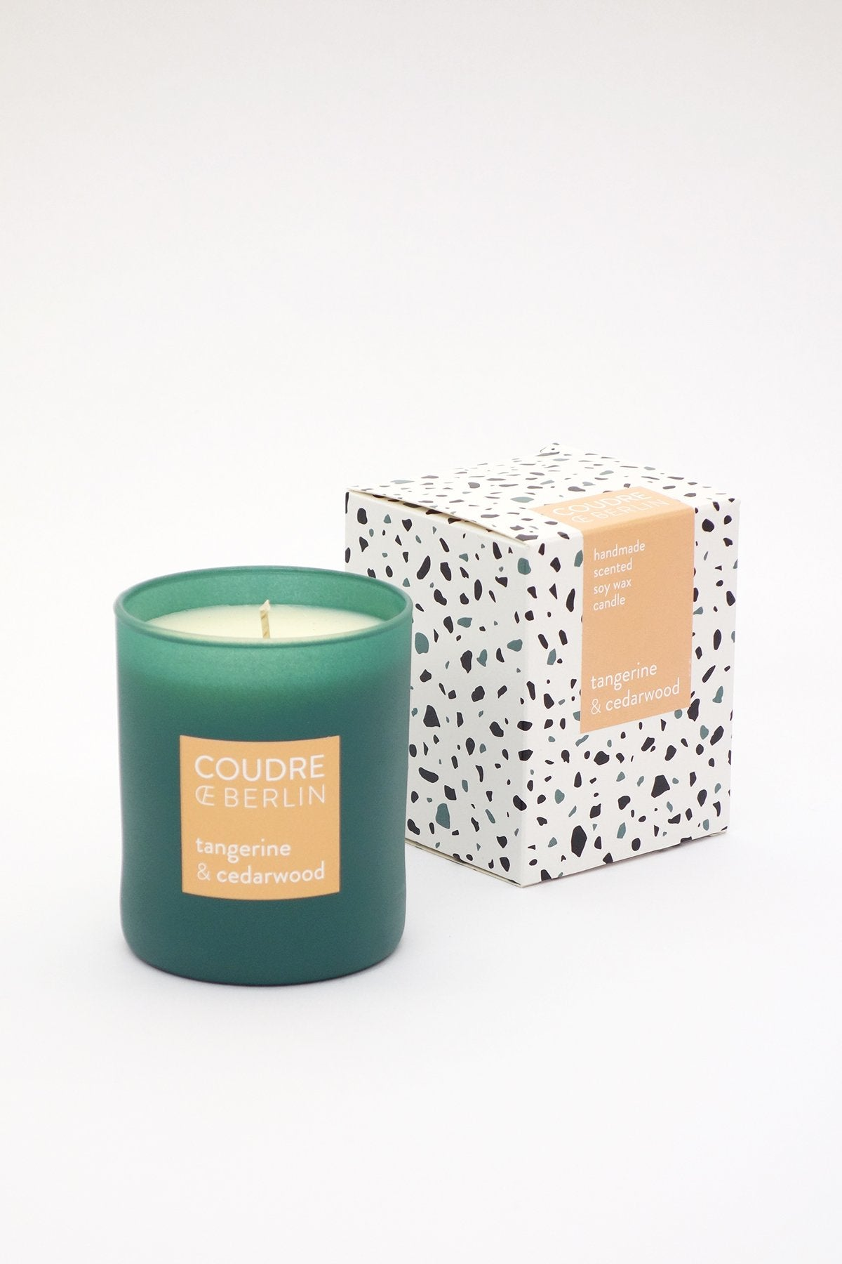 tangerine & cedarwood / CONTEMPORARIES Scented Candle