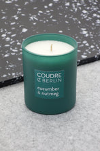 Load image into Gallery viewer, cucumber & nutmeg / CONTEMPORARIES Scented Candle