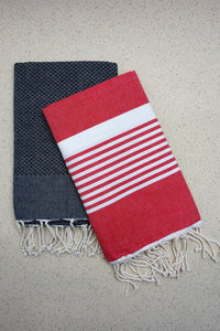 Hamam Blanket Traditional Stripe