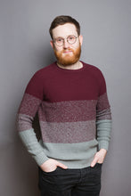 Laden Sie das Bild in den Galerie-Viewer, Gradient Sweater jasper