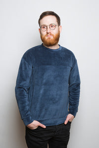 Velour Sweater