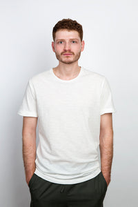Loose Fit T-Shirt chalk