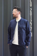 Laden Sie das Bild in den Galerie-Viewer, Snaps Bomber Jacket navy