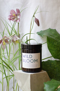 wild bloom / ESSENTIALS Scented Candle