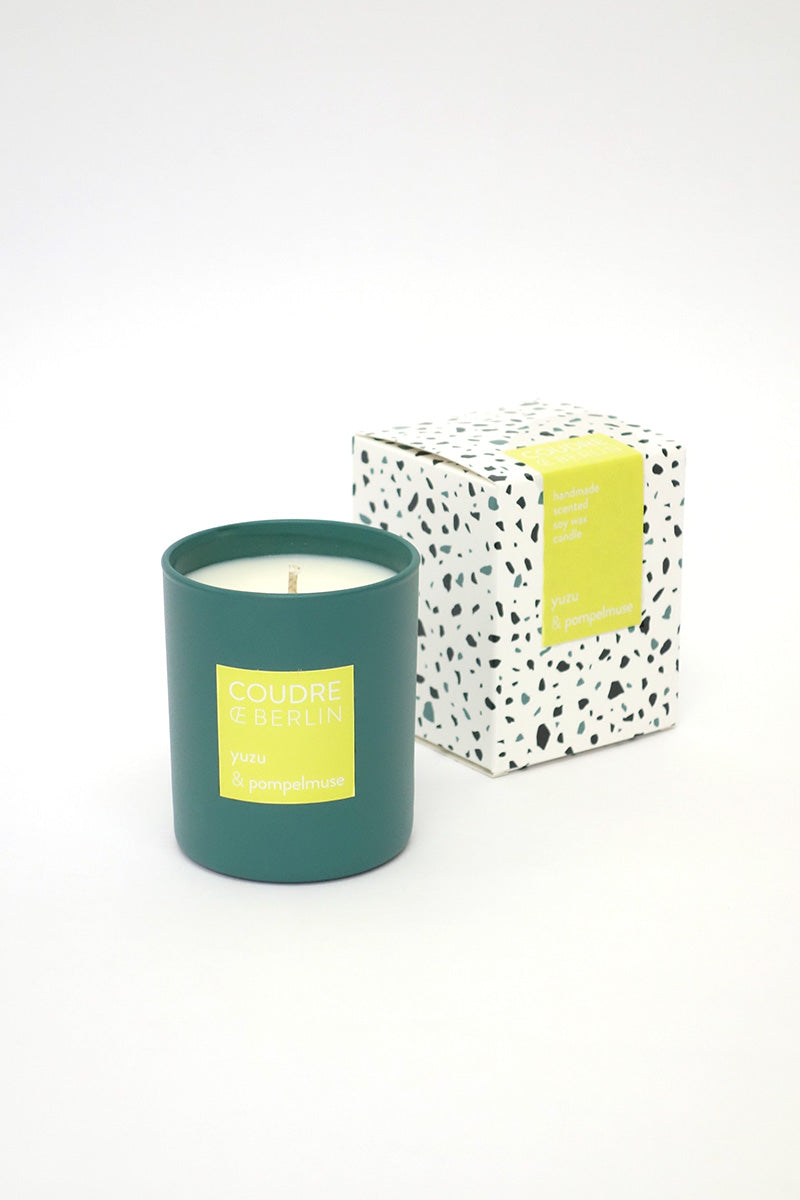 yuzu & pompelmuse / CONTEMPORARIES Scented Candle