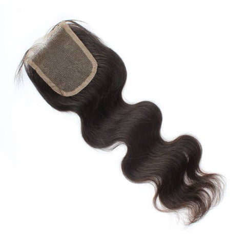 100% Virgin Hair Body Wave Lace Closure - Beautique Online Store