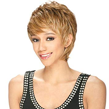Synthetic Hair Wig Wig Aida - Beautique Online Store