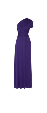 Twist Wrap Maxi Dress Reg - Beautique Online Store