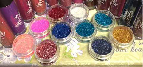 Beauty Kisses Cosmetic Glitters - Beautique Online Store