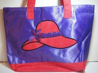 Red Hat Tote - Beautique Online Store
