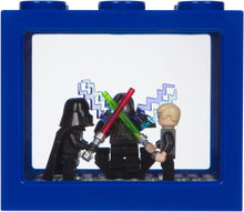 Load image into Gallery viewer, Brick Shield Display for Mini Figures - Blocks, Toys, Models, Bricks Display Case for Minifiuges