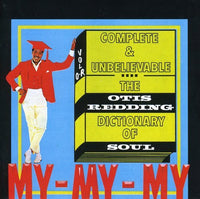 Redding, Otis - Dictionary of Soul: Complete & Unbelievable