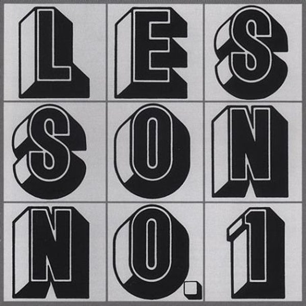 Branca, Glenn - Lesson No. 1
