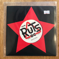 "Ruts DC - War On Crime (7"")"