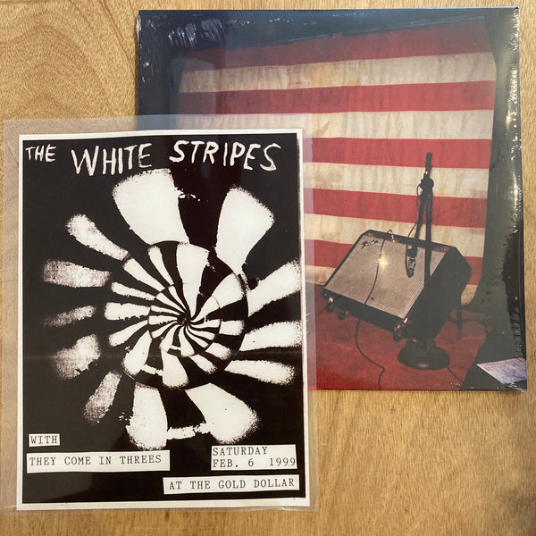 White Stripes, The - Live at the Gold Dollar III