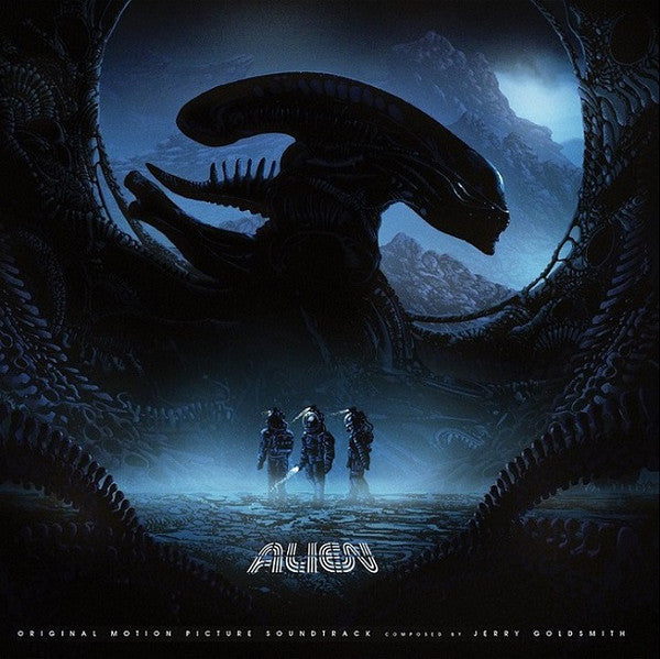 Alien (Soundtrack) - By Jerry Goldsmith