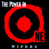 Wipers, The - The Power In One