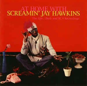 Hawkins, Screamin' Jay - At Home With...
